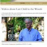 Video about the book Last Child in the Woods